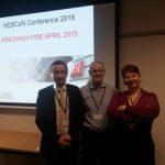HEBCoN Conference 2016 Team
